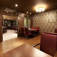 富山大学附属病院レストラン
